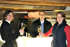 Burgenland wine tour: wine tasting