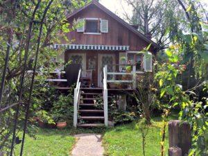 Vienna Danube: house in Kritzendorf