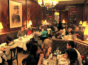 Things to do in Vienna January: Cafe Landtmann