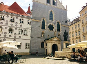Things to do in Vienna October: Franziskanerkirche