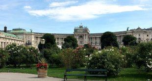 Day trip to Vienna from Budapest: Neue Burg