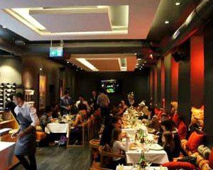Vienna Austria Things to Do : restaurant Kent
