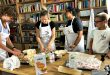 Vienna Cooking Class with private dining: baking apple strudel