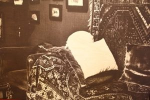 Sigmund Freud Museum: photo of Freud's couch