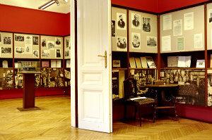 Sigmund Freud Museum: Freud's study