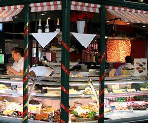 snack bars Vienna: Meinl To Go