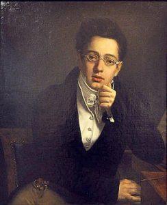 Vienna classical music tours: Franz Schubert