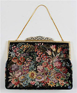 What to buy in Vienna: petit point bag