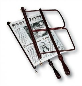 What to buy in Vienna: newspaper holder