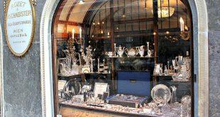Vienna Shopping: tradtional silverware