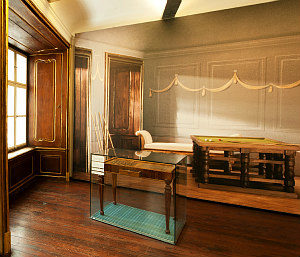 Mozart House Vienna: play room