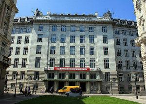 Fin De Siecle Vienna: Postal Savings Bank