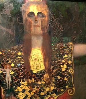 Fin de Siecle Vienna: Klimt's Pallas Athene, 1898