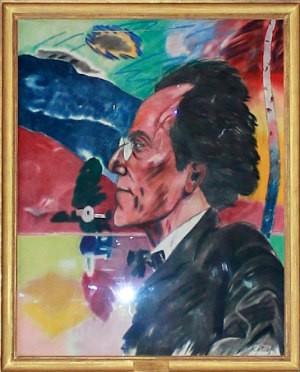 Fin de Siecle Vienna: portrait of Gustav Mahler