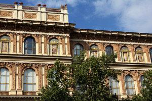 Hitler in Vienna: Academy of Fine Arts