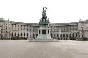 Hitler in Vienna: Heldenplatz