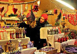 Vienna Christmas Market at Spittelberg