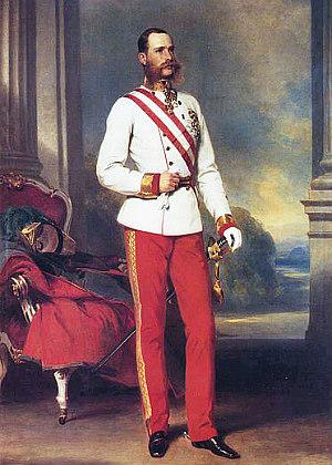 Metternich 1848: Emperor Francis Joseph