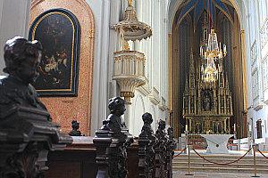 Sissys Hochzeitskirche, Wien Österreich