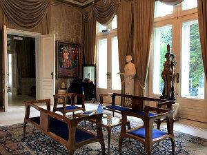 Otto Wagner Villa: Grand Salon