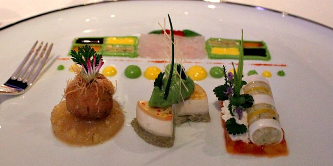 Michelin restaurant Silvio Nickol Vienna: