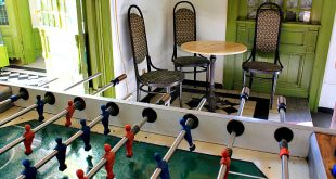 Vienna articles: table football places