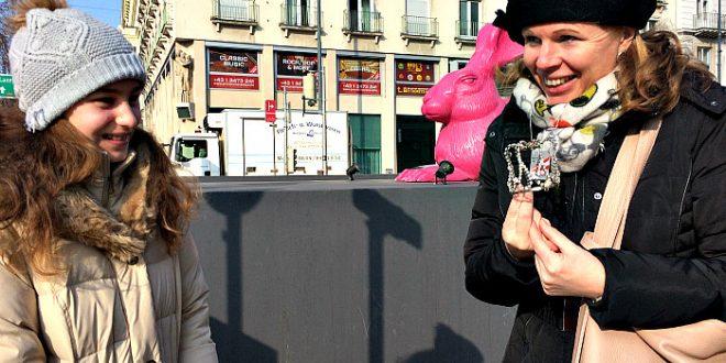 Wien mit Kindern: Reiseleiterin für Kinder