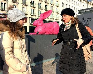 Wien für Kinder: Albertina Hase und Kinderführer