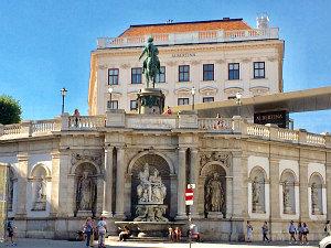 Vienna for children: Albertina museum