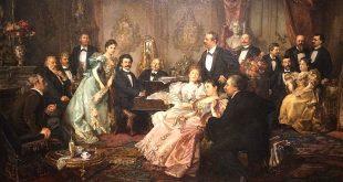 Johann Strauss: 19th century painting