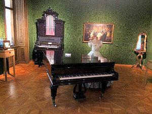 Johann Strauss apartment Praterstrasse