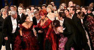 Volksoper Vienna: Strauss operetta Die Fledermaus