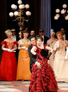 Things to do in Vienna January: Strauss operetta