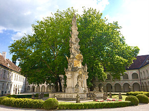 Things to do in Vienna August: Heiligenkreuz Abbey