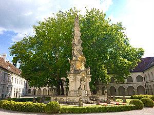 Things to do in Vienna August: Heiligenkreuz Abbey