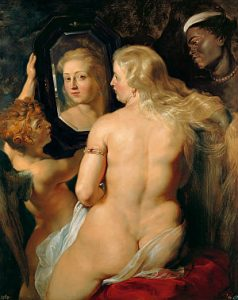 Things to do in Vienna February: Rubens' Venus in front of the Mirror