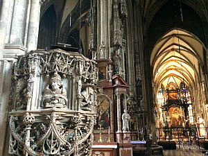 things to do in Vienna September: Stephansdom