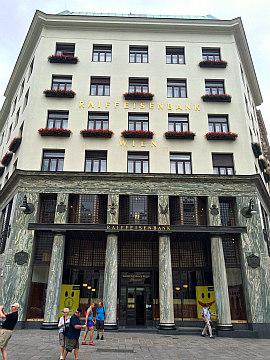 Adolf Loos Vienna: Loos Haus