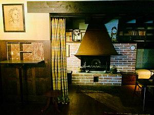 Adolf Loos Vienna: his living room at Wien Museum