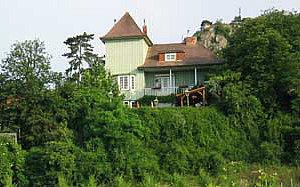 Adolf Loos Vienna: Landhaus Spanner