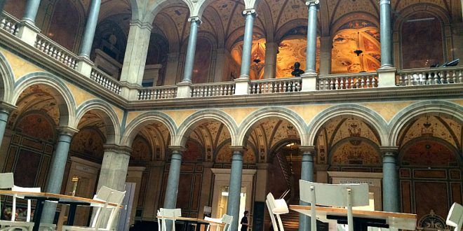 Things to do in Vienna January: Museum for Applied Arts MAK
