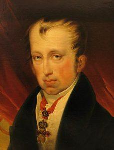 Prince Metternich 1848: Emperor Ferdinand I