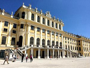 Vienna's Schonbrunn Palace