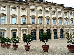 baroque architecture in Vienna: Liechtenstein Garden Palace