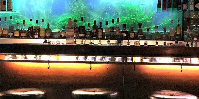 Best bars in Vienna: First Floor Bar