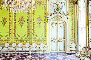 Things to do in Vienna March: Yellow Salon, Palais Coburg