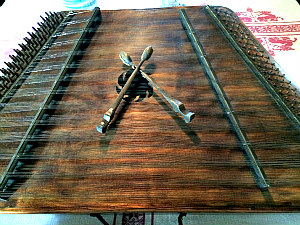 Things to do in Vienna April: zither concert