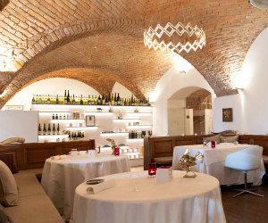michelin star restaurants Vienna: restaurant Amador