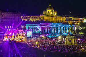 Things to do in Vienna May: Fest der Freude concert