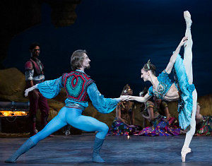 Things to do in Vienna December: Ballet Le Corsaire